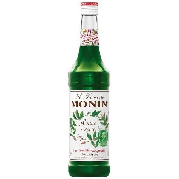 Monin Menthe Verte (Bạc Hà)