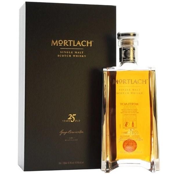 Mortlach 25 Năm
