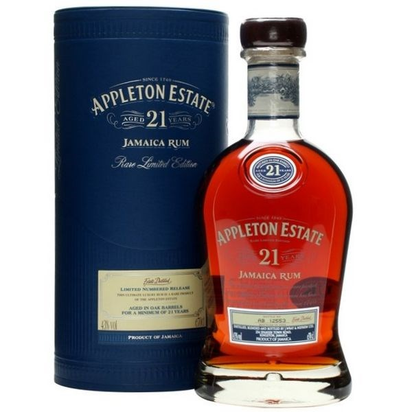 Appleton Estate 21 Jamaica Rum