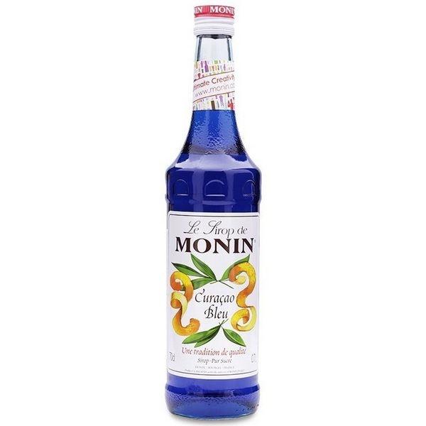Monin Curacao Bleu