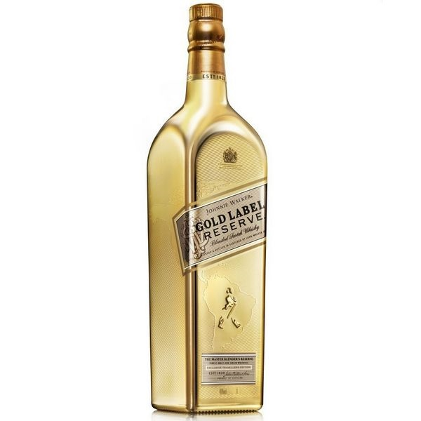 Johnnie Walker Gold Reserva Mạ Vàng 1L