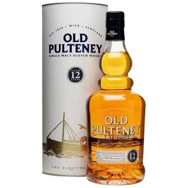Old Pulteney 12 Năm