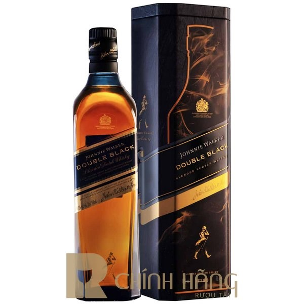 Johnnie Walker Double Black - Tết 2021