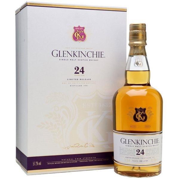 Glenkinchie 24 Năm