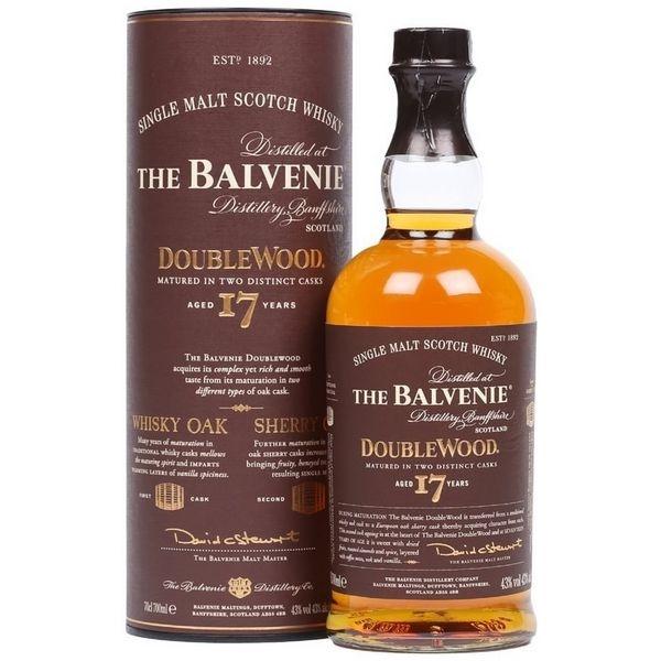 Balvenie 17 Năm DoubleWood 700 ml