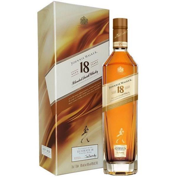 Rượu Johnnie Walker 18 Năm
