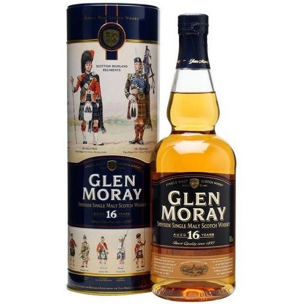 Glen Moray 16 Năm