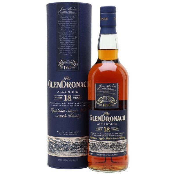 Glendronach 18 Năm