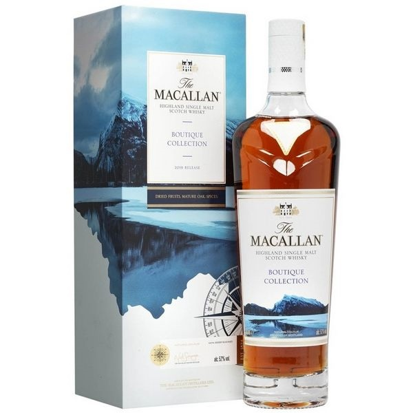 Macallan Boutique Collection 2020 Release