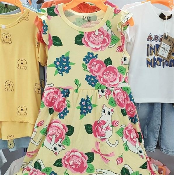 Váy Thỏ - Mèo Baby's cho bé gái