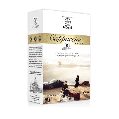 Cà phê Cappuccino mocha Trung Nguyên