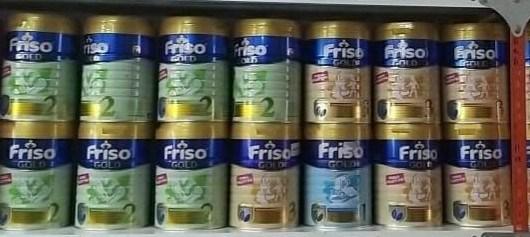 Friso Gold số 2 mẫu mới nội địa Nga hộp 800g - hàng xách tay, date 12/2022
