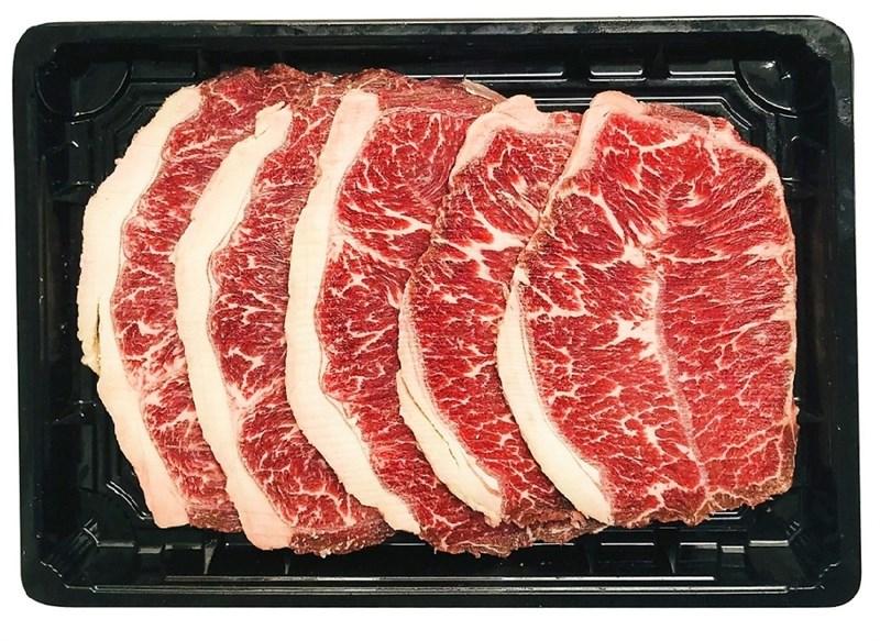 Thăn lõi vai bò Mỹ ( kg )
