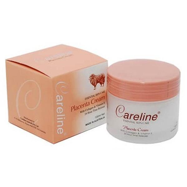 Kem nẻ cừu Careline Collgen & Vitamin E nội địa Úc, xách tay