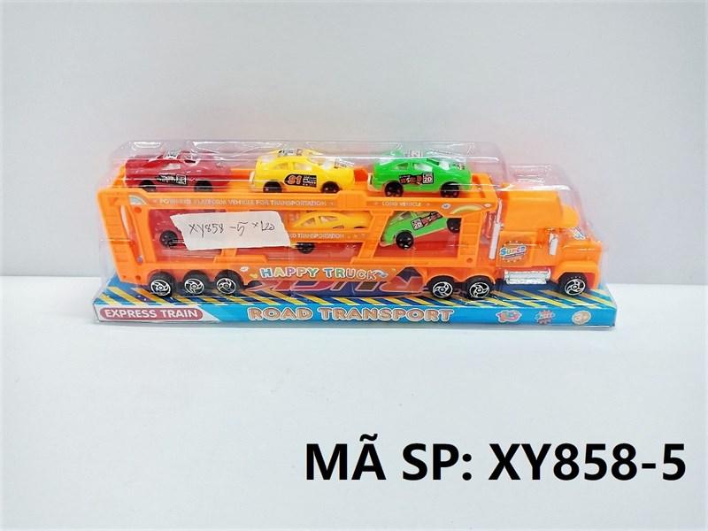XY858-5 HỘP KIẾNG XE CT TRỚN 2 TẦNG CHỞ 6C HƠI Road Transport