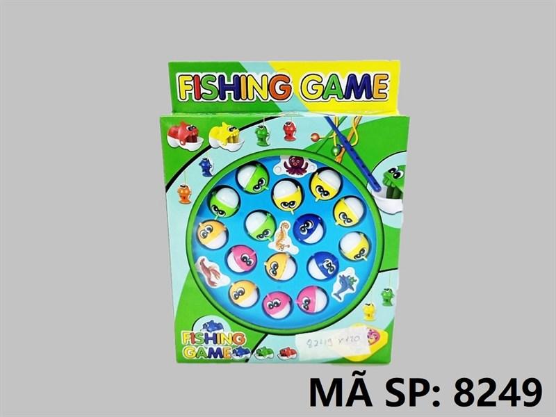 8249 HỘP CÂU CÁ PIN 15C Fishing Game