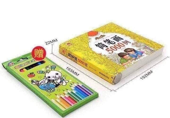 sách 5000 hình