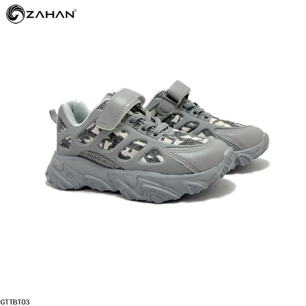 Giày thể thao bé trai hoạ tiết GTTBT03