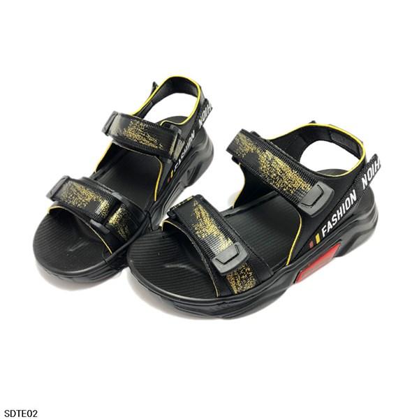 Sandal bé trai đế khâu SDTE02