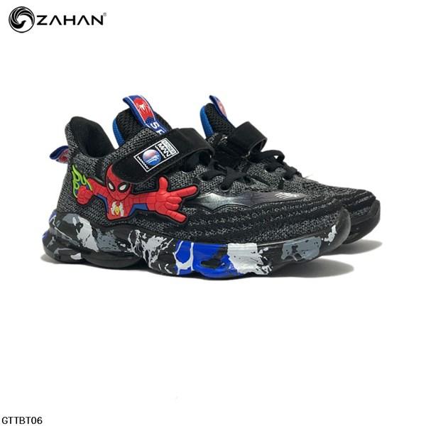 Giày thể thao bé trai người nhện GTTBT06
