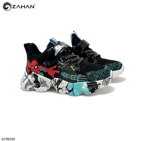 Giày thể thao bé trai người nhện GTTBT02