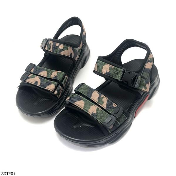 Sandal bé trai rằn ri SDTE01