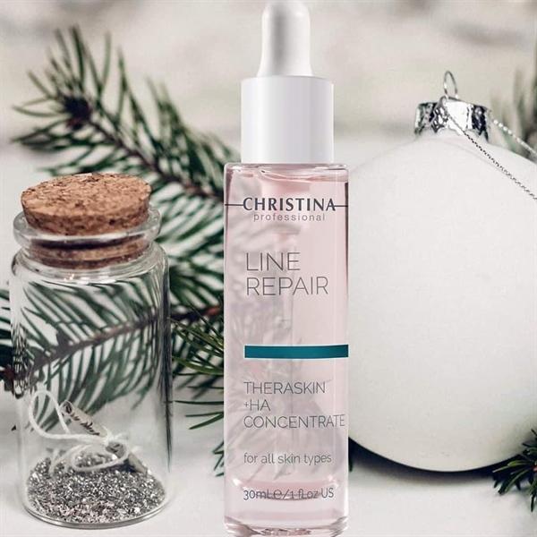Christina Line Repair Theraskin HA concentrate - Tinh chất cung cấp nước & giữ ẩm 30ml