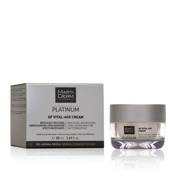 MartiDerm GF Age Cream Nomal / Mixed Skin - Kem dưỡng phục hồi đa chức năng - 50ml