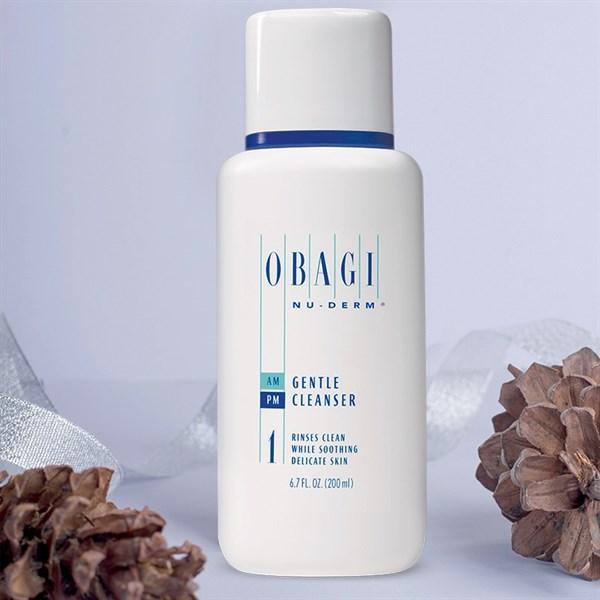 Obagi Nuderm - Gentle Cleanser - Sữa rửa mặt cho da khô - 198ml