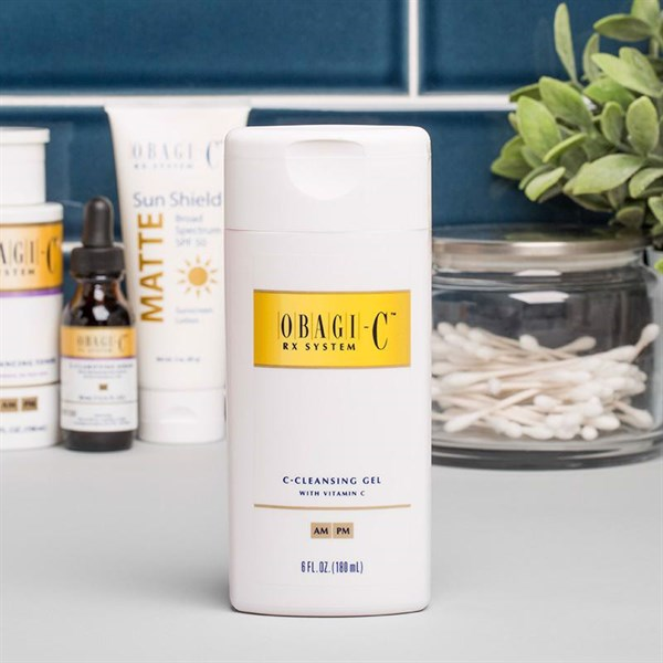 Obagi C RX - Cleansing Gel - Sữa rửa mặt sáng da - 177ml