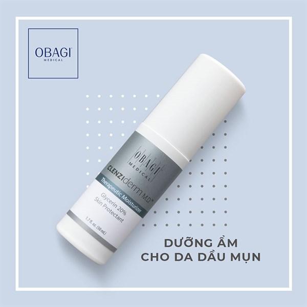 Obagi Clenziderm - Therapeutic Moisturizer - Kem da mụn - 50ml