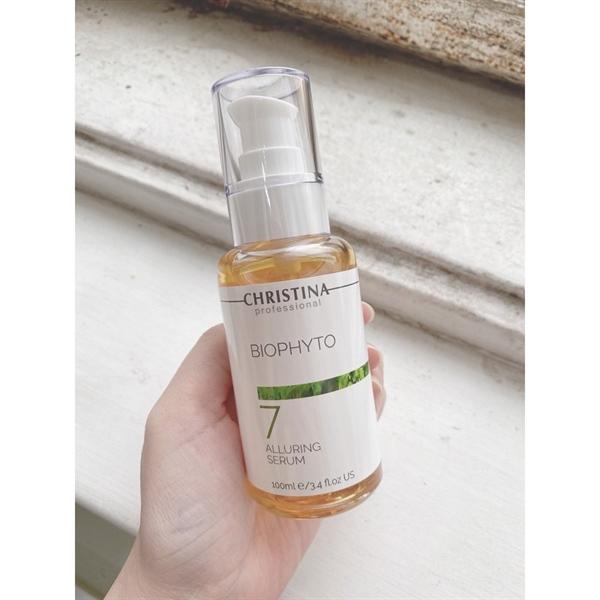 Christina Biophyto - Alluring Serum - Tinh chất căng bóng tăng cường đàn hồi 100ml