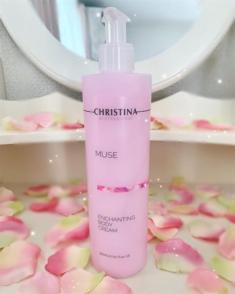 Christina Muse - Enchanting Body Cream - Kem dưỡng thể chuyên sâu 300ml