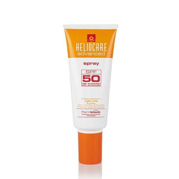 HelioCare Spray SPF50 - Xịt chống nắng cho mọi loại da, phù hợp với da trẻ em - 200ml