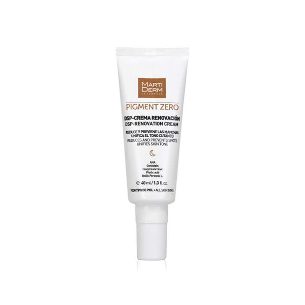 MartiDerm DSP Renovation Cream - Kem dưỡng sáng da, mờ sắc tố - 40ml
