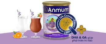 Sữa Anmum Socola 800g cho mẹ