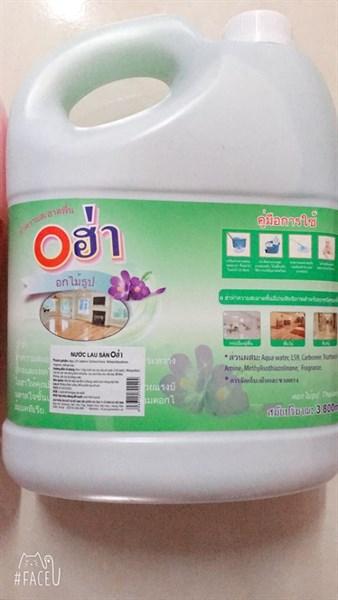Nước lau sàn Oha Thái Lan 3,8 lít