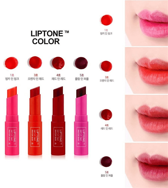 Son Tonymoly Liptone Get It Tint Water Bar