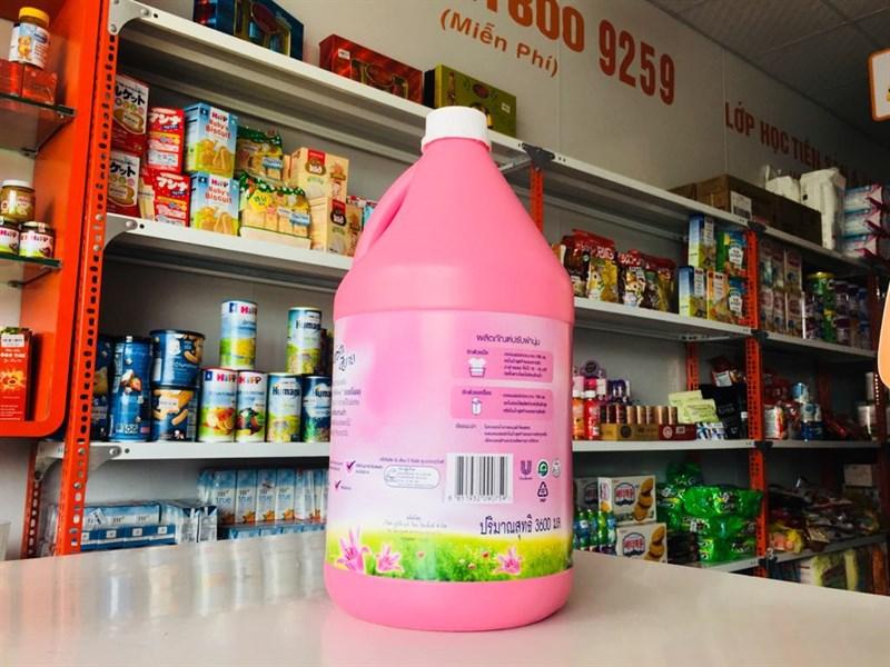 Nước xả vải nước hoa Comfort 3,6 lít (Thái Lan)