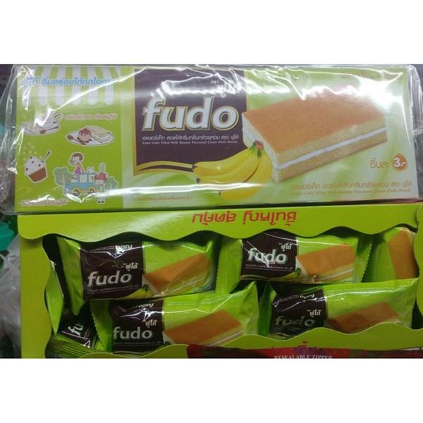 Bánh bông lan Fudo Thái