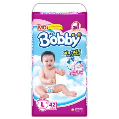 Tã dán Bobby L42