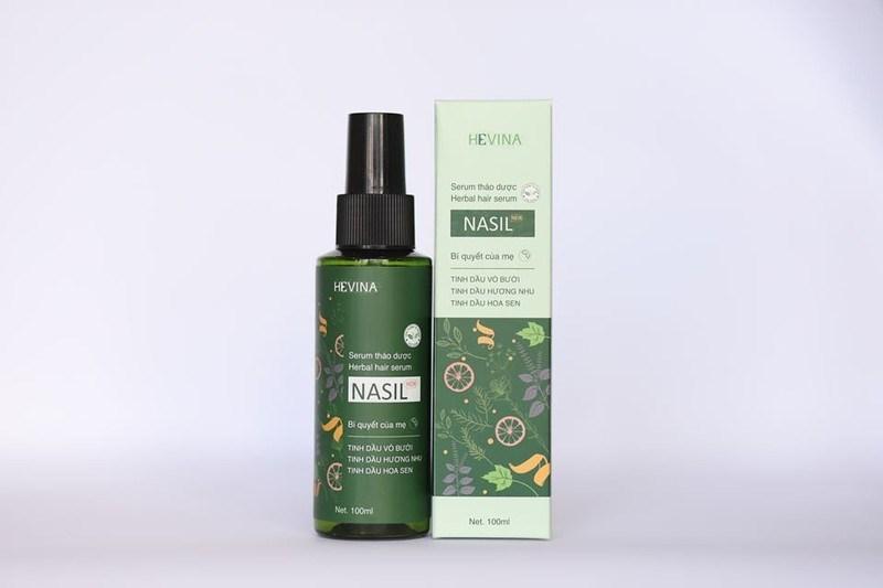Serum dưỡng tóc thảo dược Nasil 100ml