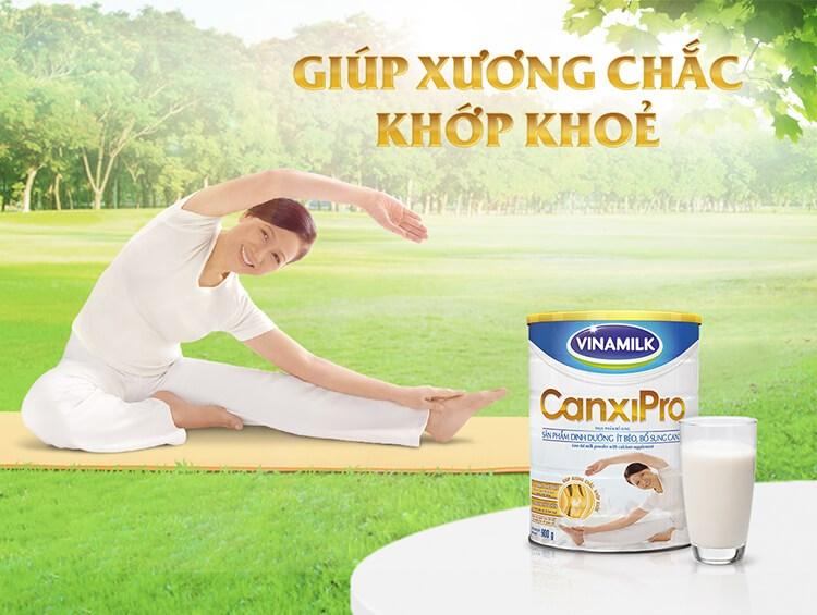 Sữa Vinamilk CanxiPro 900g