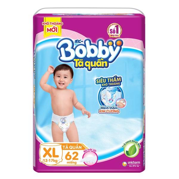 Tã quần Bobby XL62