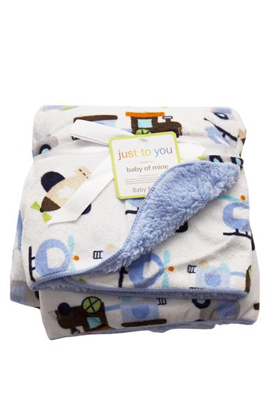 Chăn lông cừu Carter siêu mềm cho bé