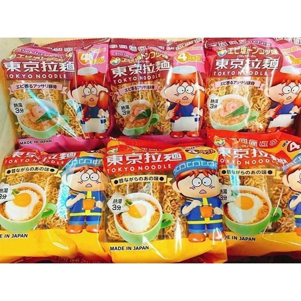 Mì ăn liền Tokyo Noodle Nhật Bản 120g