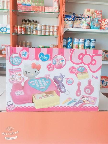 Đồ chơi máy tính tiền Hello Kitty