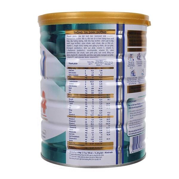 Sữa Nan Việt số 4 900g