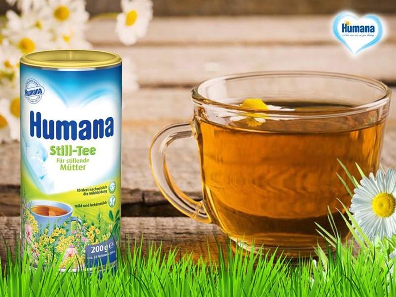 Trà lợi sữa Humana nhập khẩu Đức 200g