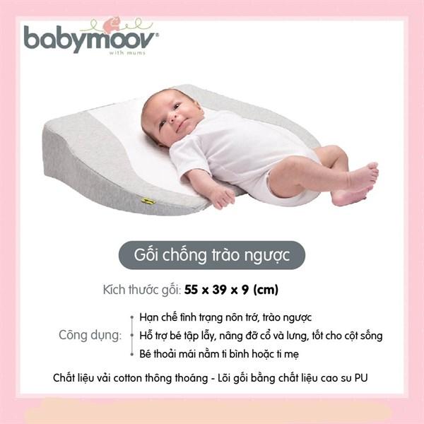 Gối chống trào ngược BabyMoov